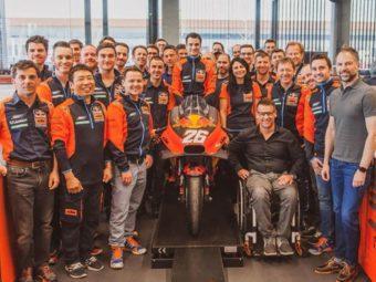Dani Pedrosa KTM MotoGP 2019   2