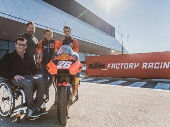 Dani Pedrosa KTM MotoGP 2019   3