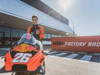 Dani Pedrosa KTM MotoGP 2019   4