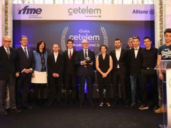 Gala Campeones Mundo RFME 201813