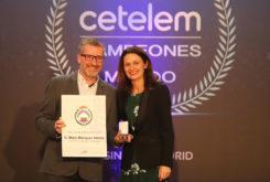 Gala Campeones Mundo RFME 201814