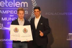 Gala Campeones Mundo RFME 201816
