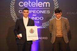 Gala Campeones Mundo RFME 201823