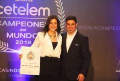 Gala Campeones Mundo RFME 201824