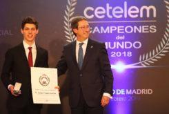 Gala Campeones Mundo RFME 20188