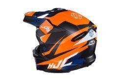 HJC i50 rear
