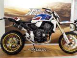 Honda CB1000R CRF450 Rally Africa Twin Brivemo