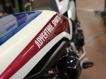 Honda CB1000R CRF450 Rally Africa Twin Brivemo Adventure Sports