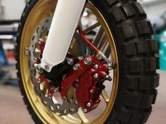 Honda CB1000R CRF450 Rally Africa Twin Brivemo Scrambler
