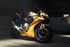 Honda CBR1000RR Fireblade Golden Australia (1)