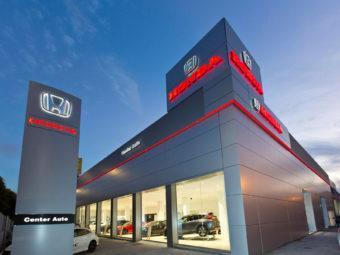 Honda  Center Auto concesionario Valencia3
