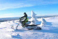 Husqvarna Enduro Snow FXR nieve moto 10