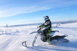 Husqvarna Enduro Snow FXR nieve moto