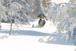 Husqvarna Enduro Snow FXR nieve moto 3