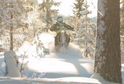 Husqvarna Enduro Snow FXR nieve moto 5