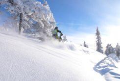 Husqvarna Enduro Snow FXR nieve moto 6