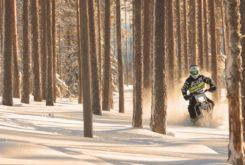 Husqvarna Enduro Snow FXR nieve moto 8