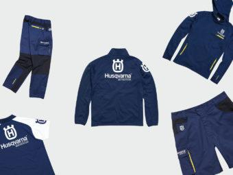 Husqvarna Team Wear replica team