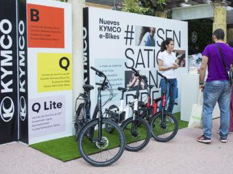 KYMCO e Bikes 2