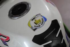 Kawasaki ZXR 400 Alvaro Guardia 7