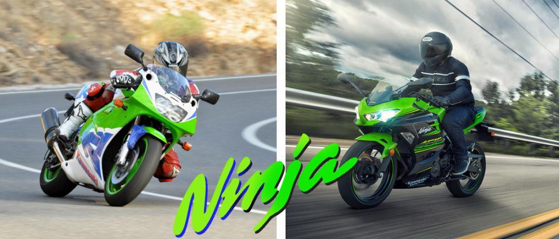 Kawasaki Ninja 400 Vs Kawasaki Zxr400 Duelo De Diferentes épocas