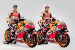 Marc Marquez Jorge Lorenzo Repsol Honda MotoGP 2019