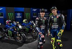 Maverick Vinales Valentino Rossi Yamaha MotoGP 2019 (1)