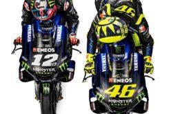 Maverick Vinales Valentino Rossi Yamaha MotoGP 2019 (10)
