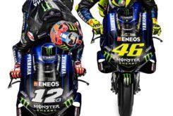 Maverick Vinales Valentino Rossi Yamaha MotoGP 2019 (9)
