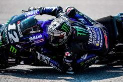 Maverick Vinales Test MotoGP 2019