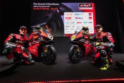 Presentacion Ducati WSBK 2019