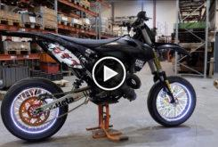 Supermoto 700cc 2T KTM