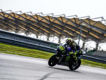 Valentino Rossi MotoGP 2019 Test Sepang
