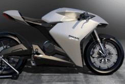 ducati zero concept electric