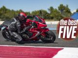 motos deportivas a2 limitables 2019