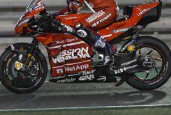 Andrea Dovizioso apendice Ducati MotoGP Qatar 2019