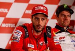 Andrea Dovizioso rueda prensa GP Argentina 2019 (1)