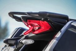 Ducati Multistrada 950s 2019 detalles extras accesorios faro trasero