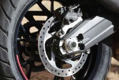 Ducati Multistrada 950s 2019 detalles extras accesorios freno trasero 2