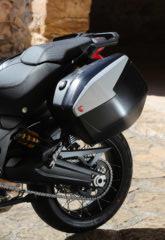 Ducati Multistrada 950s 2019 detalles extras accesorios maleta
