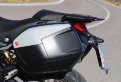 Ducati Multistrada 950s 2019 detalles extras accesorios maletas
