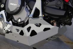 Ducati Multistrada 950s 2019 detalles extras accesorios quilla cubre carter
