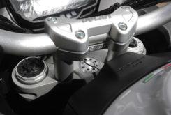 Ducati Multistrada 950s 2019 detalles extras accesorios tija