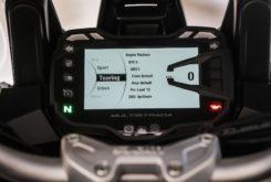 Ducati Multistrada 950s 2019 detalles extras accesorios velocimetro