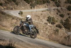 Honda CB650R 2019 Prueba 01