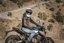 Honda CB650R 2019 Prueba 03