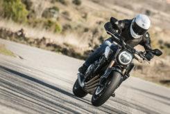 Honda CB650R 2019 Prueba 06