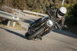 Honda CB650R 2019 Prueba 07