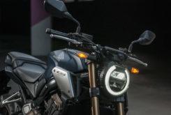 Honda CB650R 2019 Prueba 20