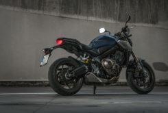 Honda CB650R 2019 Prueba 29